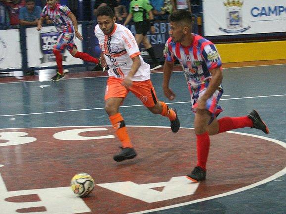 1ª Copa Hedge Loteamentos de Futsal vai oferecer R$ 15 mil em prêmios