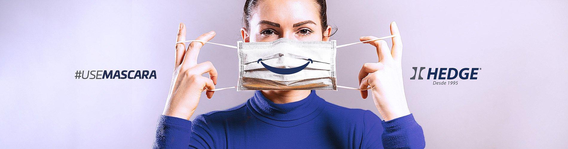 Banner Máscara