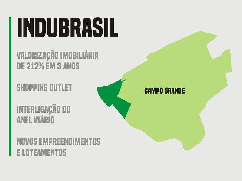 Região Indubrasil é nova aposta para investidores e moradores