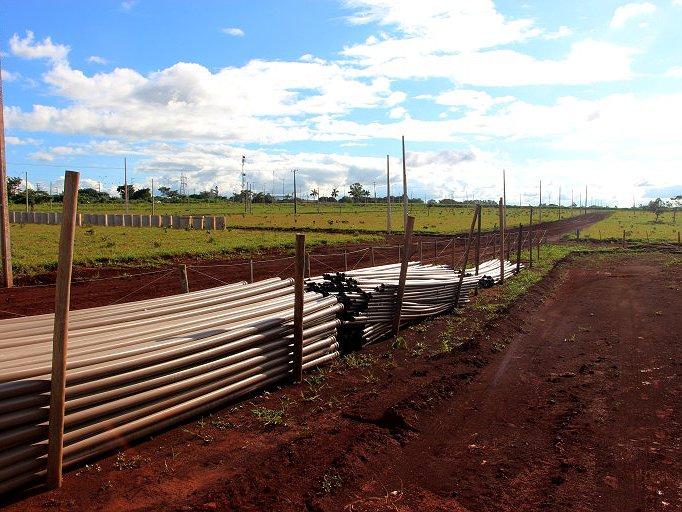 Com incentivo à indústria, terreno no Indubrasil valorizou 212% em 3 anos