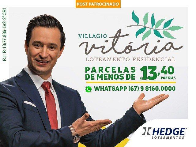 Loteadora da capital vende terrenos no asfalto a R$ 13,40 ao dia
